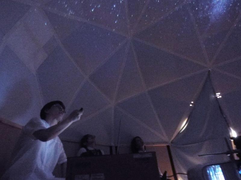 【八ヶ岳】☆プラネタリウム&星空観望会☆開催のお知らせ